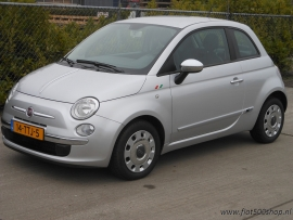 Fiat 500 twin air turbo bj 2011 26000.km