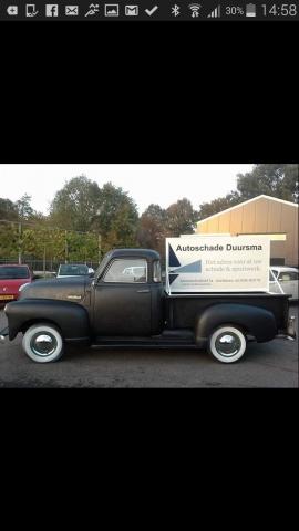 Chevrolet 3100 bj 1951