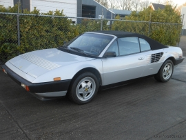 Ferrari mondial spider 1985
