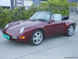 Porsche 993 cabrio  1995
