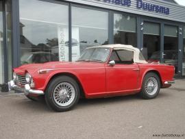 Triumph Tr4a 1967