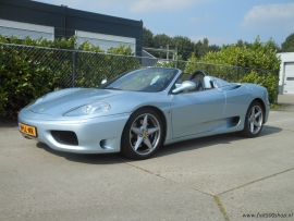 Ferrari 360spider F1  originele ned auto