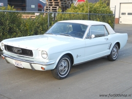 Ford Mustang bj 1966 6 cilinder