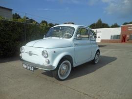 Fiat 500 D  € 225.- per dag incl btw