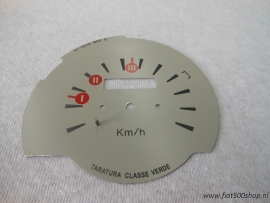 Basisschijf kilometerteller 500 N/D/F/R/G